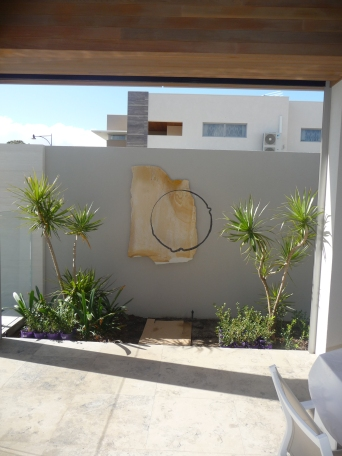 012-wall-sculpture-forged-stainless-steel