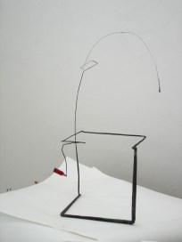 06-drawn-cube-forged-steel-and-pencil-2006-copy