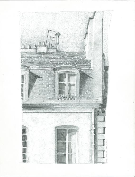 Paris France: residency 2011