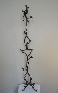 Sculpture for primary school library