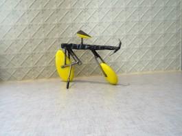 017-bike11-stainless-steel-painted-wood
